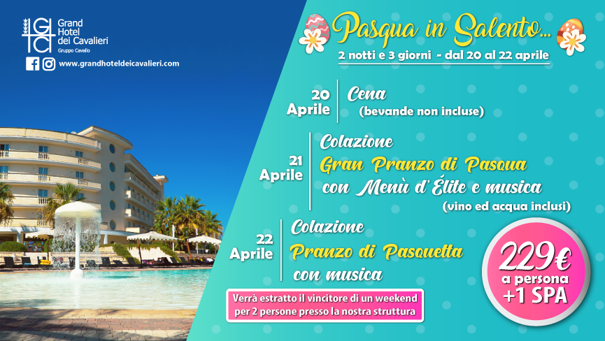 Pasqua in Salento